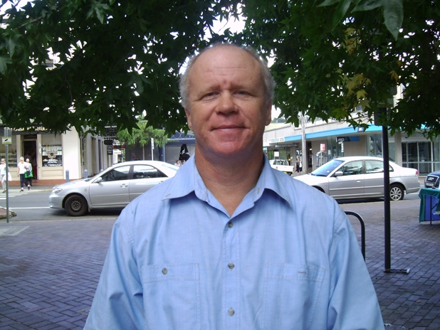 Wayne Hartman – previous 2016 Candidate for Whitlam (formerly ...