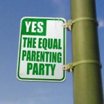Vote 1 for the Non-Custodial Parents Party (Equal Parenting)